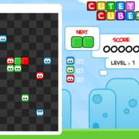 Cutey Cubes Tetris