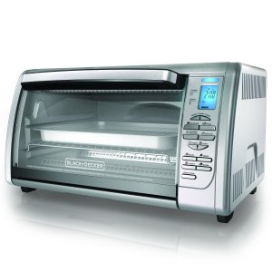 Black + Decker CTO6335S Stainless Steel Countertop Convection Oven