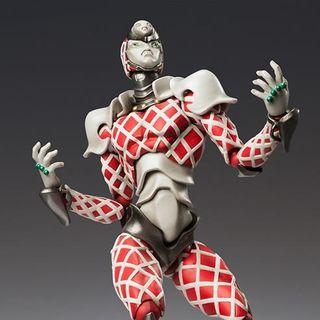 King Crimson statue