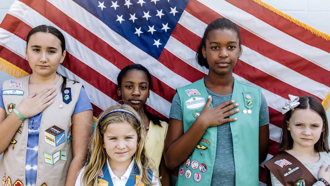 Lifetime of Leadership - Girl Scouts