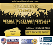 Headline Tickets Announces an Exciting New Promotion to Help Veterans Attend Events
