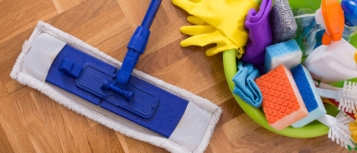 The value of keeping your house clean