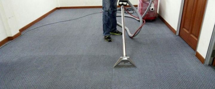 Different ways to clean your carpet