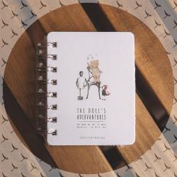 Mini Cuaderno Espiral Our Story Begins (Varios Modelos)