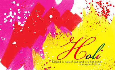 Apki Jevan main hamesha khusiyon ke rang barse, Happy Colorful HOLI..Quotes 2019