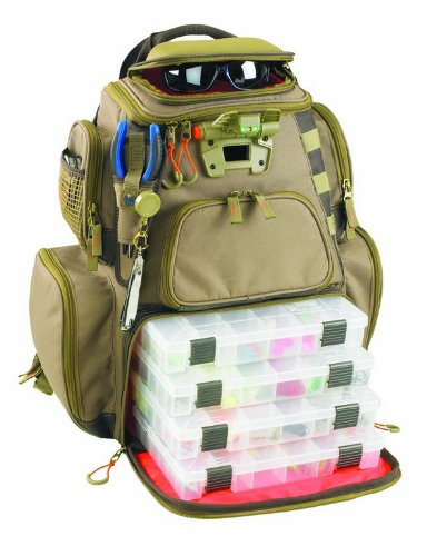 Wild River CLC WT3604 Tackle Backpack