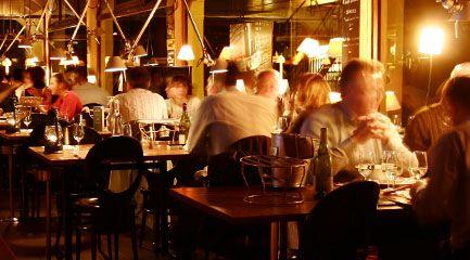 repas groupes restaurant trentemoult nantes