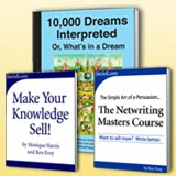 3 free ebooks for subscribing to Sleep Chat newsletter