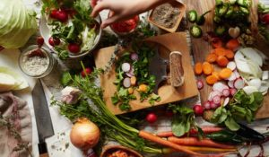 Consumers focus on food types, not portions, when it comes to perceived healthiness