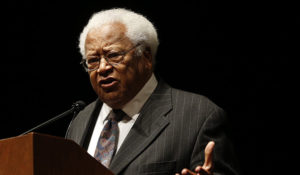 New scholarship honors legacy of civil rights leader James Lawson
