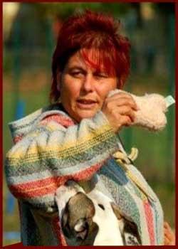 Miriam D'Ovidio - medico veterinario - istruttore riabilitatore cinofilo