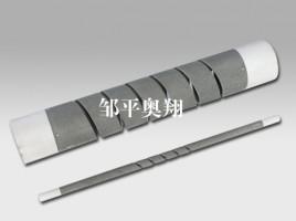 单螺旋硅碳管