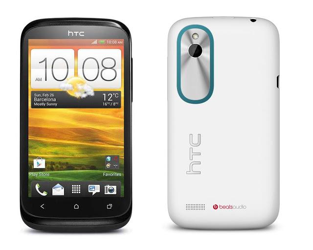 HTC DESIRE X Last Images 4