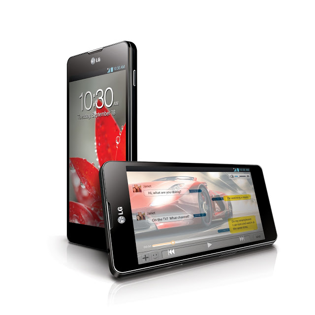 LG OPTIMUS G Android New Mobile Phone Photos, Features Images and Pictures 5
