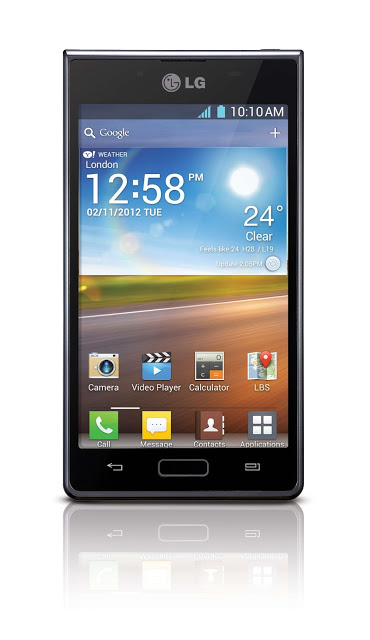LG OPTIMUS L7 Android Smartphone New Images, Features Photos and Pictures 5