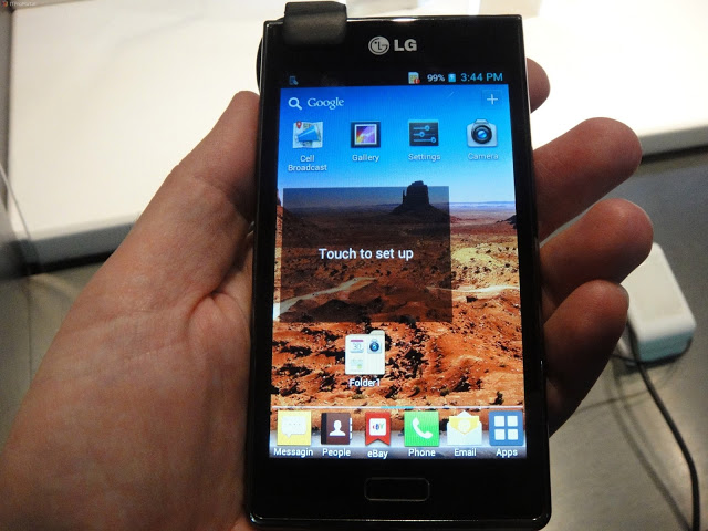 LG OPTIMUS L7 Android Smartphone New Images, Features Photos and Pictures 4