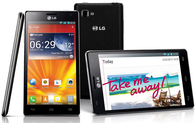 LG OPTIMUS L7 Android Smartphone New Images, Features Photos and Pictures 14