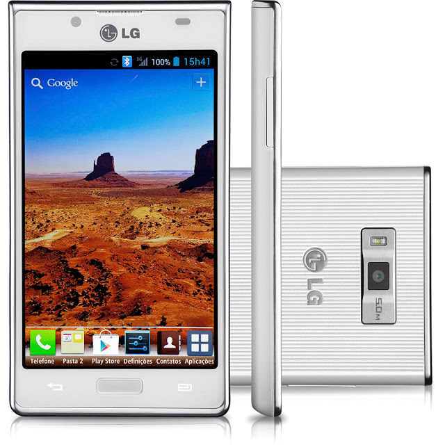LG OPTIMUS L7 Android Smartphone New Images, Features Photos and Pictures 11