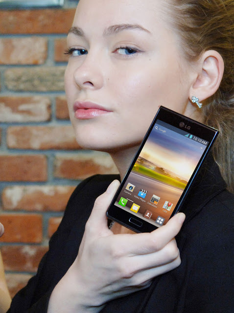 LG OPTIMUS L7 Android Smartphone New Images, Features Photos and Pictures 13