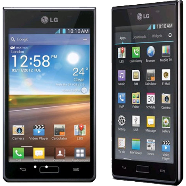 LG OPTIMUS L7 Android Smartphone New Images, Features Photos and Pictures 12