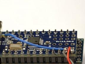 USB Host Mini with 5V VBUS