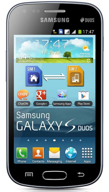 Samsung Galaxy S Duos İmage