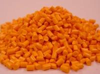 塑料橙色母料