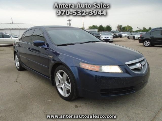 2006 Acura TL 5-Spd AT + MoonRoof+3mnth/3k Nationwide Warranty