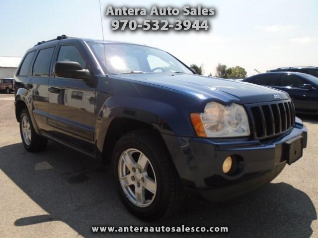 2005 Jeep Grand Cherokee Laredo 4WD+Leather+MnRoof+3m3k Nationwide Warranty