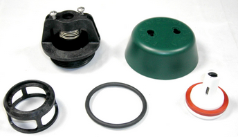 """Conbraco/Apollo PVB4A 1/2"""" and 3/4"""" Float and Bonnet Complete Kit, Top Half of  PVB, 4A-004-07"""