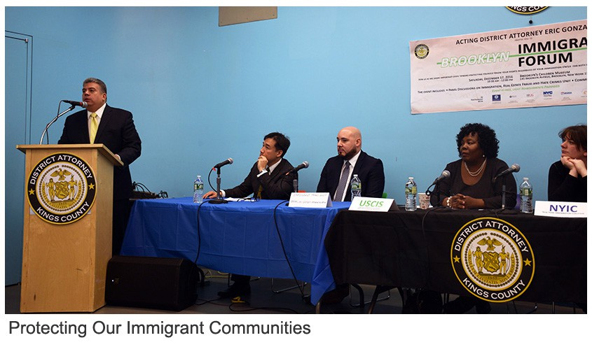 Protecting Our Immigrant Communities