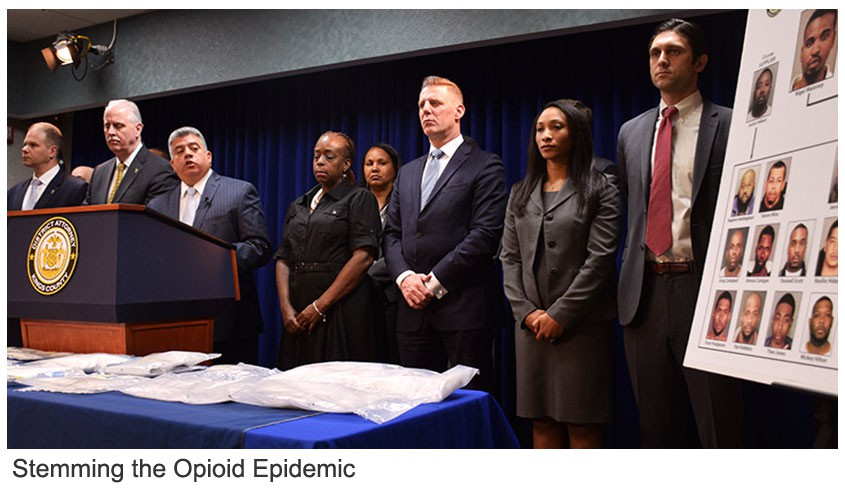 Stemming the Opioid Epidemic