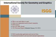 International Society for Geometry and Graphics - ISSG