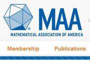 Mathematical Association of America (MAA)