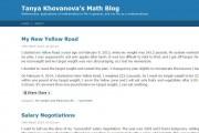 TanyaKhovanovasMathBlog