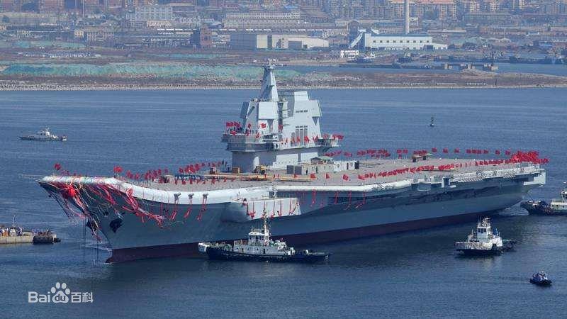 山东号航空母舰(001A型航空母舰)