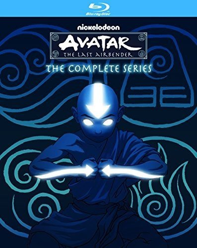 Avatar - The Last Airbender: The Complete Series Blu-ray
