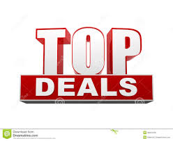 Deals Discounts TOP DEALS Business Deal Index by Name