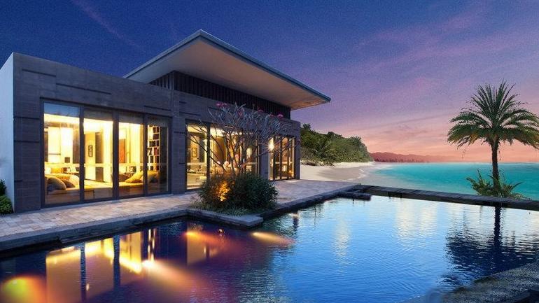 合景汀澜海岸4月推出新房源,建面为267㎡和建面270㎡