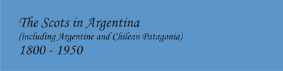 Scots in Argentina logo: link to home page