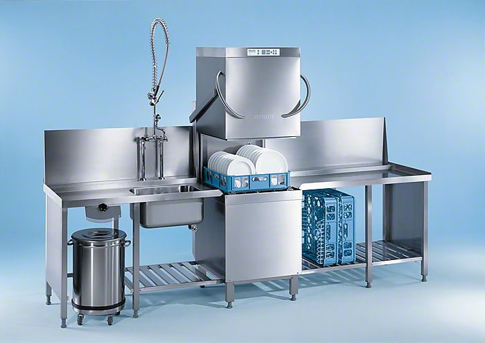 Image of: Commercial Dishwasher Reviews