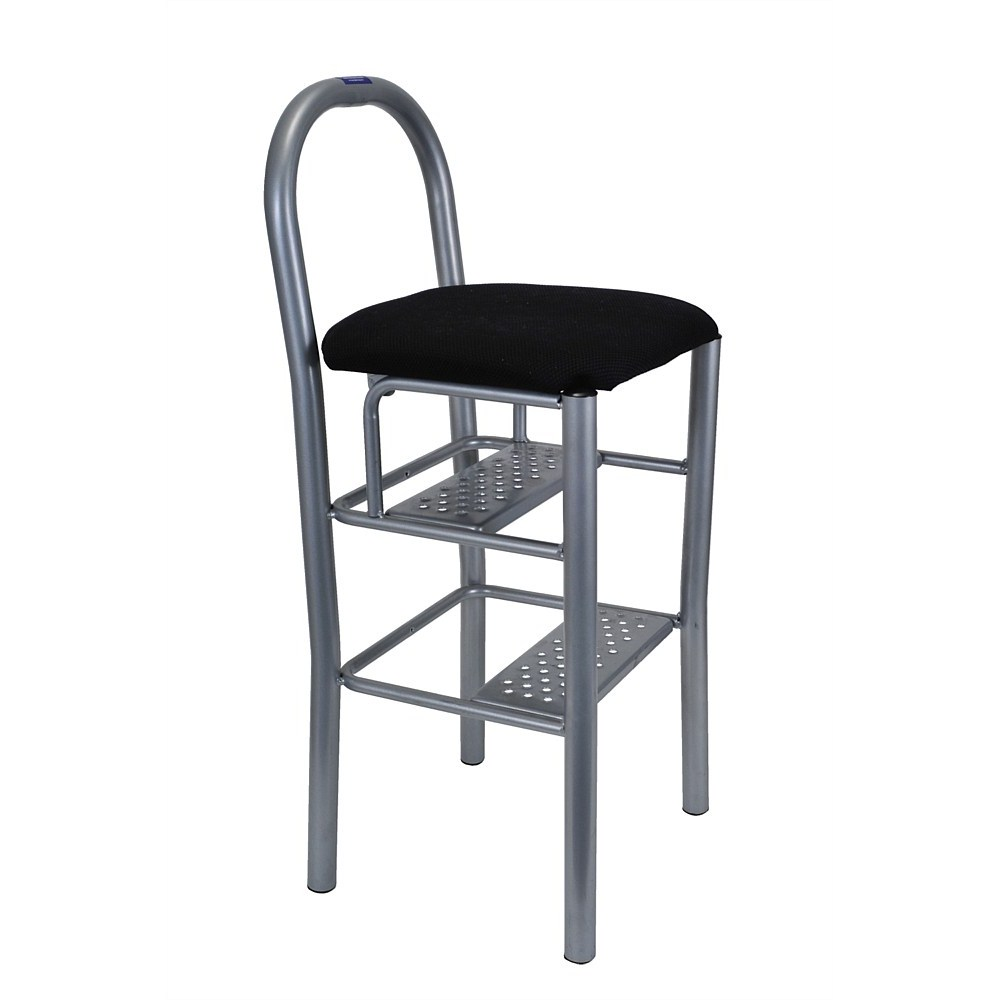 Image of: Kitchen Step Stools with Seat