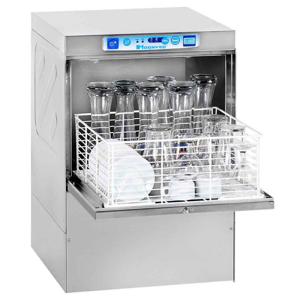 Image of: Undercounter Commercial Dishwasher