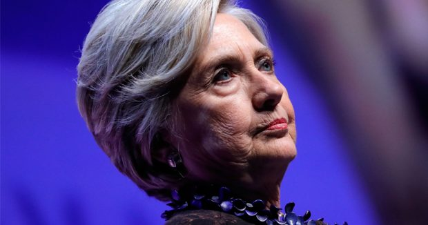Hillary Refuses To Condemn The Left Becoming 'Uncivil' — Calls For 'Strength' To Resist Trump