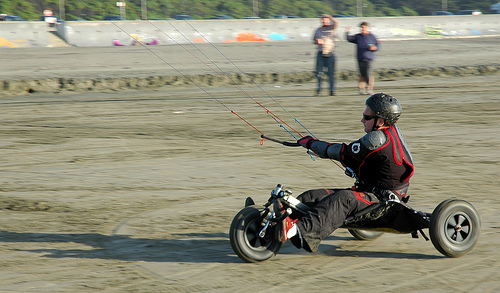 kite buggy in SF by JMMarkiewicz, on Flickr