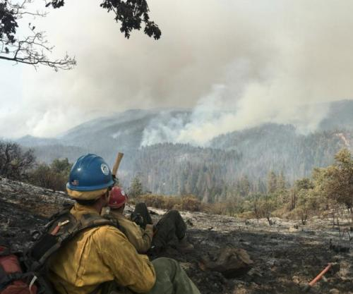 Ferguson Fire threatens 3,500 structures in Central California
