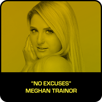 """RDMA 2018 Winner - BEST SONG THAT MAKES YOU SMILE - """"No Excuses"""" by Meghan Trainor"""