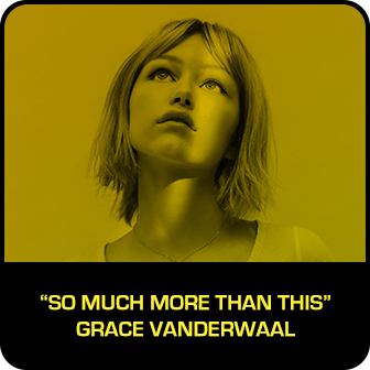 """RDMA 2018 Winner - BEST SONG THAT MAKES YOU SMILE - """"So Much More Than This"""" by Grace VanderWaal"""