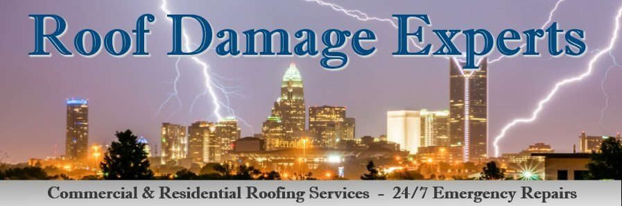Charlotte NC Roofing Company header image