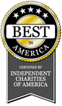 Independent Charities of America: Best in America seal